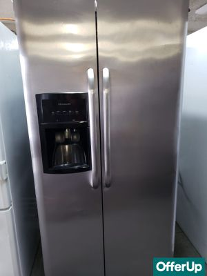 💎💎💎Side by Side Frigidaire Refrigerator Fridge Free Delivery #1143💎💎💎 for Sale in Chino, CA