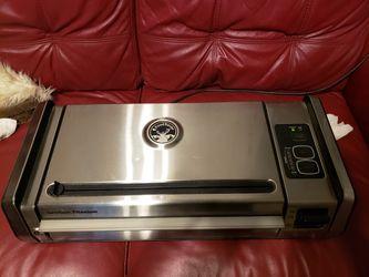 FoodSaver GameSaver Titanium Industrial Vacumn Sealer from Bass Pro Shop for Sale in Rowlett,  TX
