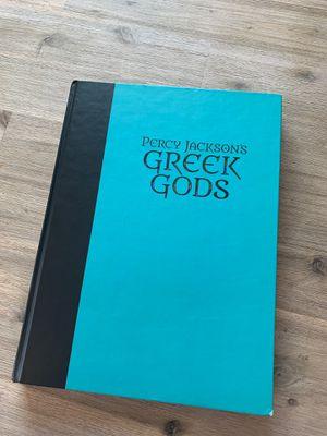 Percy Jackson Greek Gods hardback for Sale in Spring, TX
