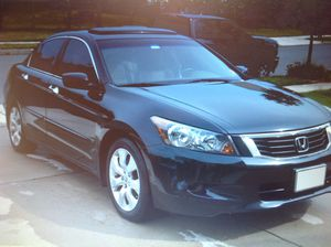 2008 Honda Accord EXL for Sale in Washington, DC
