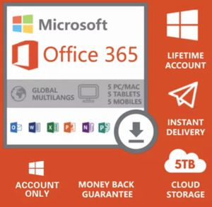 Microsoft Office 365 for Sale in Chicago, IL