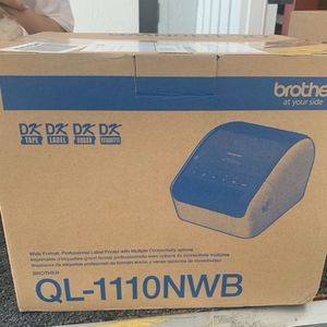Brother QL-1110NWB 4x6 Thermal Printer for Sale in Huntington Park, CA