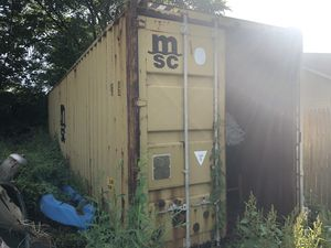 Connex storage container shed, 8wide 40long 9tall for Sale in Lexington, KY