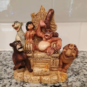 Disney The Jungle Book 35th Anniversary Harmony Kingdom Sculpture - Limited Edition - COA - New In Box for Sale in Windermere, FL