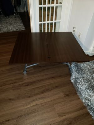 Transforming X Coffee and Dining Table for Sale in Rockville, MD