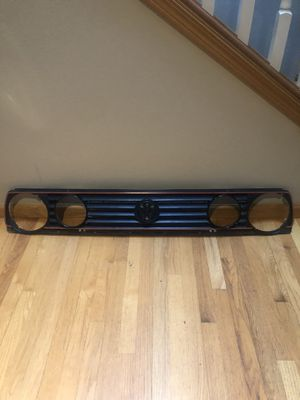 1990 vw gti stock red strip grill for Sale in Tigard, OR
