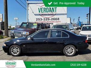 2003 BMW 5 Series for Sale in Auburn, WA
