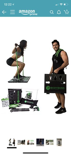 Bodyboss Home Gym 2.0 brand new for Sale in Brighton, CO