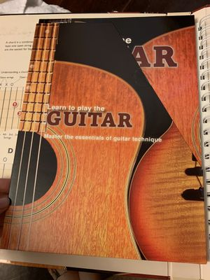 Never used guitar book for Sale in Waltham, MA