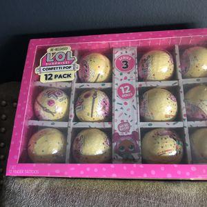 Lol Surprise Confetti Pop for Sale in Rialto, CA