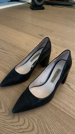 ZARA 7.5 Scaled Thick Heel - New! for Sale in Inglewood, CA