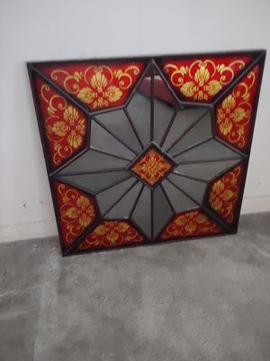 Red Mirrored Wall Decor for Sale in Henderson, NV