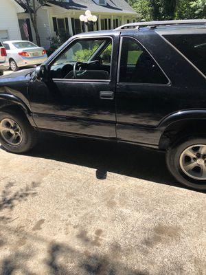 1999 Chevy blazer for Sale in Union City, GA