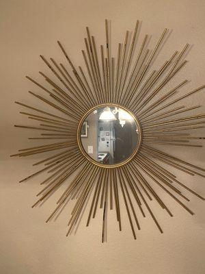 Giant antique mirror for Sale in San Antonio, TX