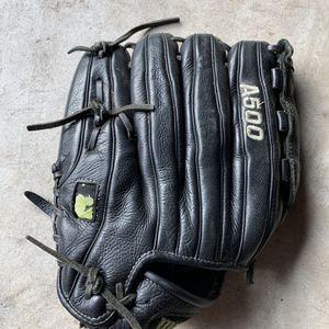 Wilson A500 Baseball Glove for Sale in Houston, TX