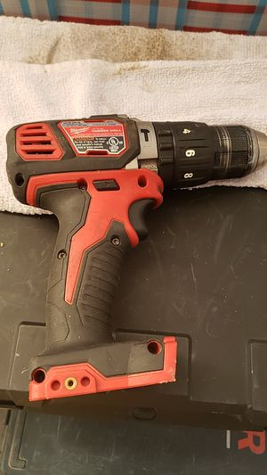 Milwaukee hammer drill 18v for Sale in Seattle, WA
