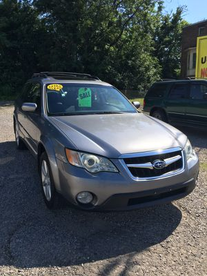 2008 Subaru Outback Limited AWD for Sale in Columbus, OH