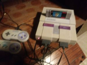 Super Nintendo for Sale in Fuquay Varina, NC