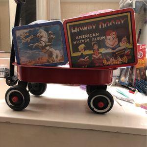 Howdy Doody, Lone Ranger Lunch Boxes for Sale in Phoenix, AZ