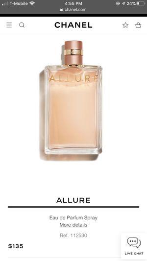 Chanel Perfume 3.4 oz for Sale in Carson, CA