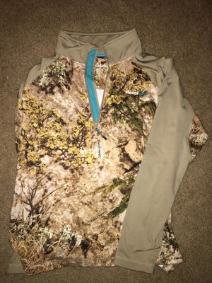 Cabelas outfither 3/4 zip Large for Sale in Wasilla, AK
