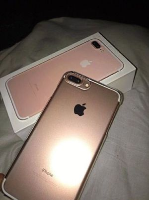Iphone 7 plus 6.8-inch Super Retina display1h IP67 water and dust resistant2 12 MP dual rear cameras, 7 MP front Face ID for unlock and Apple Pay3 for Sale in Culver City, CA