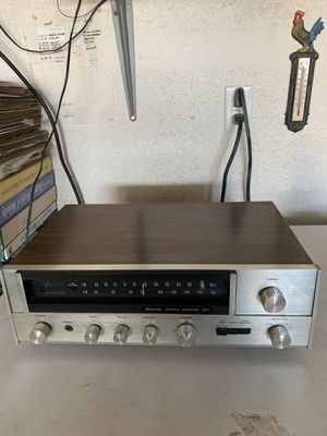 Vintage Sansui Stereo Receiver for Sale in Hesperia, CA