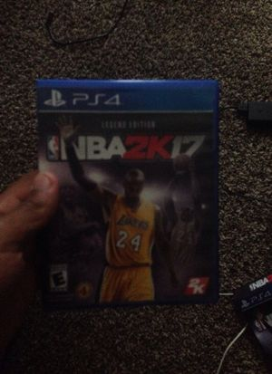 NBA 2k17 for Sale in Pittsburgh, PA