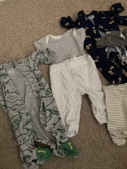 PREMIE BABY BOY CLOTHES for Sale in Charlotte, NC
