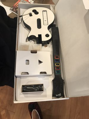 Wii guitar hero III for Sale in North Babylon, NY