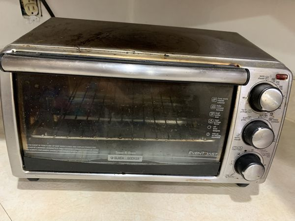 FREE Over the counter oven