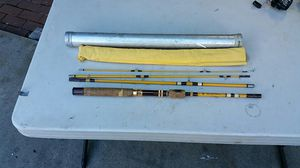 Travel pack. Fishing rod. for Sale in Los Angeles, CA