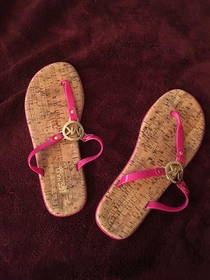 Michael kors sandals for Sale in Bakersfield, CA