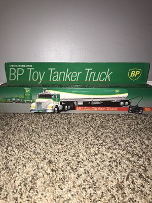 1992 BP TOY TANKER TRUCK, LTD EDITION for Sale in French Creek, WV