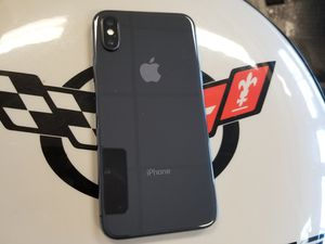 Unlocked Black iPhone X 64 GB for Sale in Port St. Lucie, FL