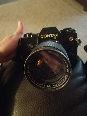 Contax Camera for Sale in Port Arthur, TX