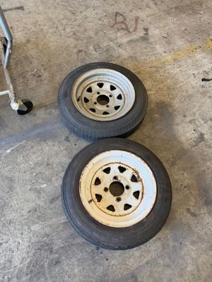 """Trailer 12"""" tires for Sale in San Diego, CA"""