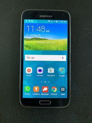 Samsung Galaxy S5 G900 Phone's - Verizon with Active Sim for Sale in Clovis, CA