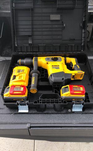 Dewalt flex volt hammer drill for Sale in Phoenix, AZ