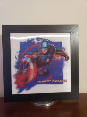 Brand New 3D Marvel Captain America Picture for Sale in Heathrow, FL
