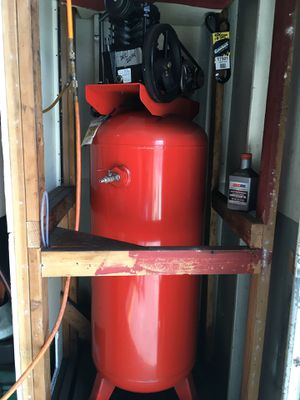 Shop air compressor for Sale in Redwood City, CA