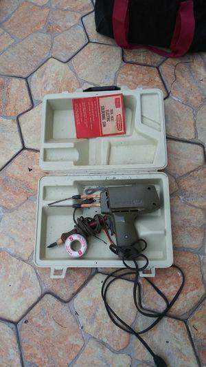 CRAFTSMAN DUAL HEAT ELECTRIC SOLDERING GUN for Sale in TEMPLE TERR, FL