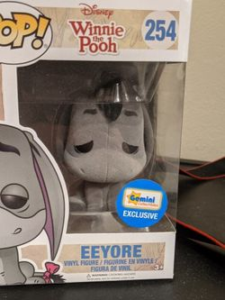 Flocked Eeyore Funko Pop for Sale in Atherton,  CA
