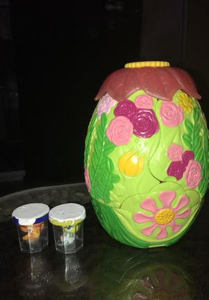 Hatchimals egg, and two hatchimals for Sale in Anaheim, CA