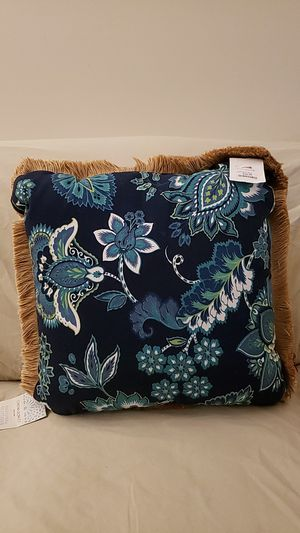 Cynthia Rowley NY Decorative Pillow for Sale in Boca Raton, FL