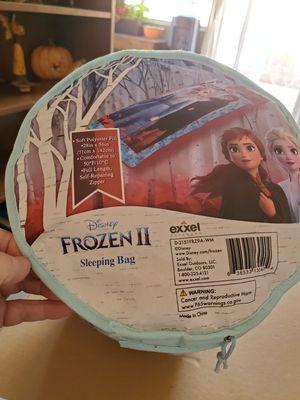 Disney Frozen II indoor sleeping bag for Sale in Riverside, CA