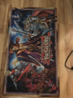 Yugioh mouse pad great for Sale in Long Beach, CA