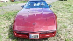 Chevy corvett 1986 for Sale in SKOK, WA