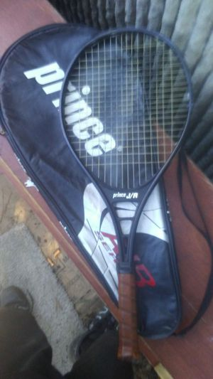 Prince brand tennis racket with sleeve case..... for Sale in Portland, OR