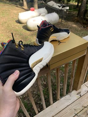 """Air Jordan 12 Retro """"Chinese New Years"""" *Size 11* for Sale in Washington Crossing, PA"""